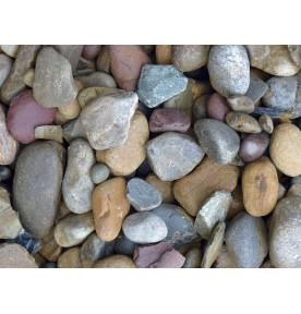 """Delaware River Stone: 1-3"""""""