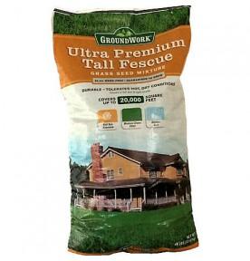 Premium Tall Fescue Grass Seed 50 lbs bag