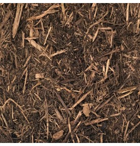 Mulch: Natural Double Shredded